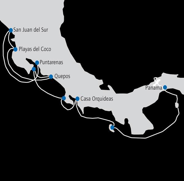Karte_Mittelamerika_terranova